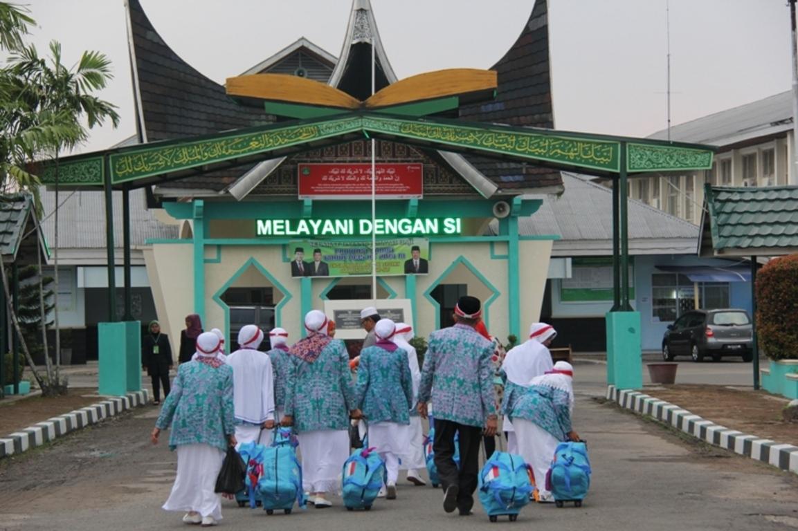 Dukungan Pengawasan Potensi Penyebaran Penyakit Melalui Jemaah Haji Indonesia.